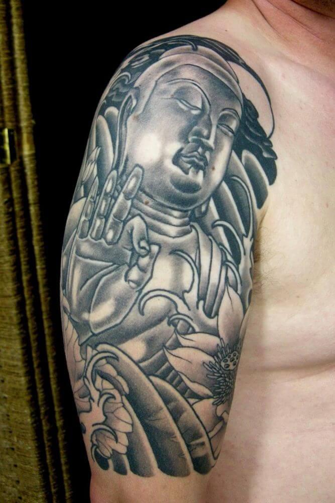 Bouddha Négro